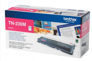 Brother TN230M Toner Magenta