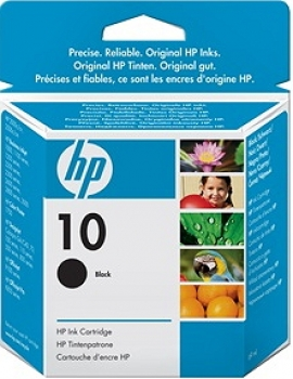 HP C4844A Tintenpatrone Black No.10