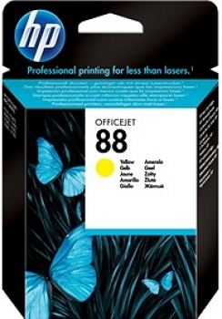 HP C9388AE Tintenpatrone Yellow No.88