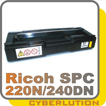 Ricoh 406055 Toner Yellow