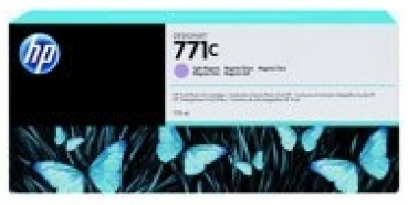 HP B6Y11A Tintenpatrone Light Magenta No.771