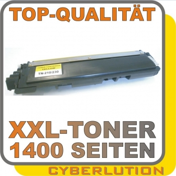 X-Jet Brother TN230Y Toner Yellow